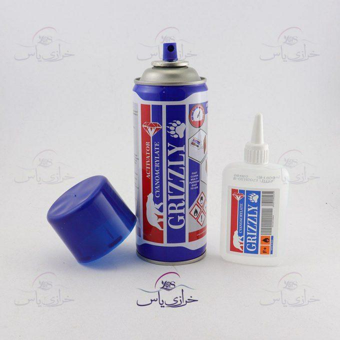 چسب 3-2-1 (ایرانی) 400 ml (بزرگ)